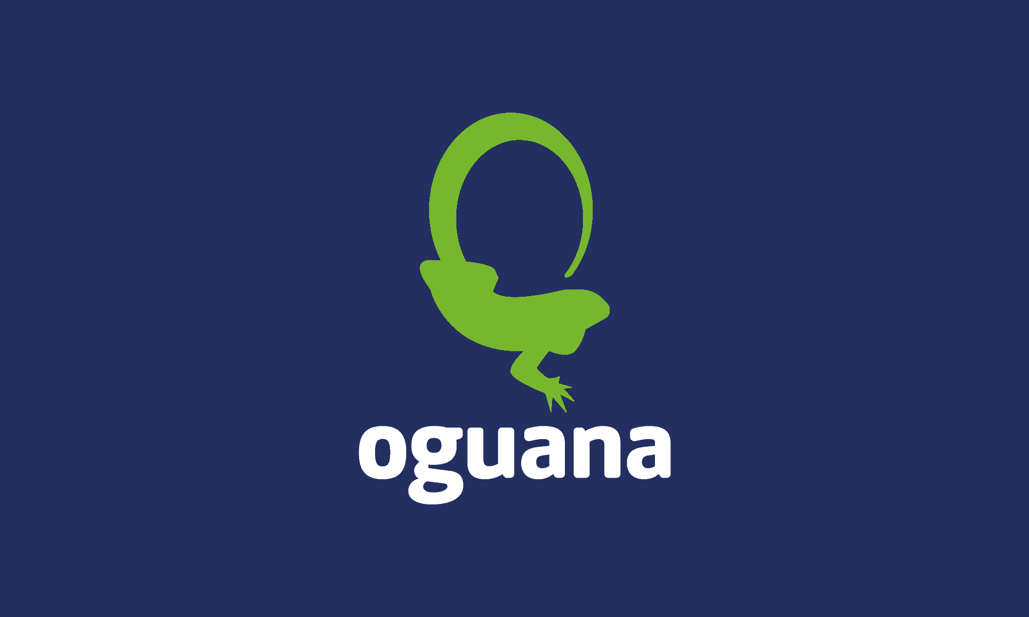 Iguana Logo Design Texas