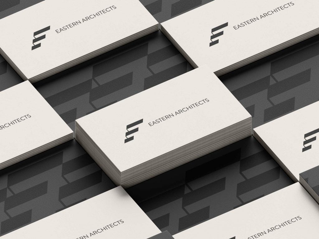 Dallas Business Card Design Services Architect