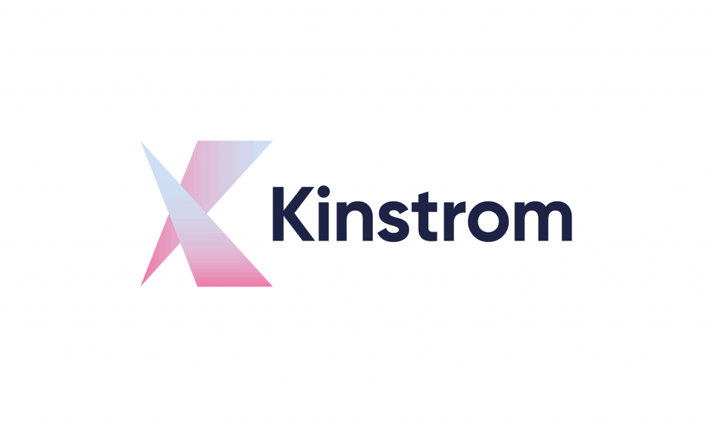 Kinstrom Lighting Logo Design Dallas