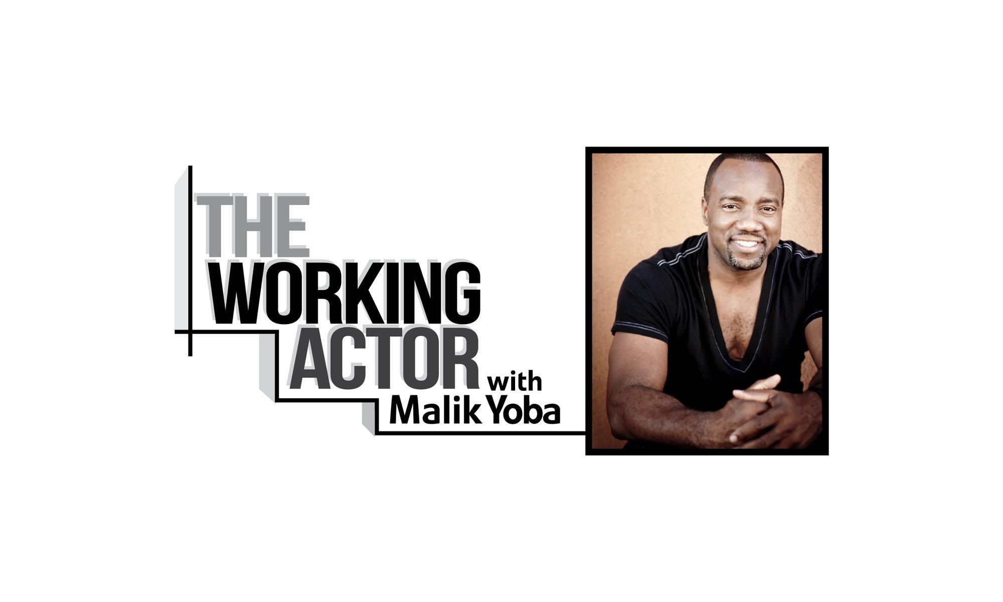 Malik Yoba Logo Design