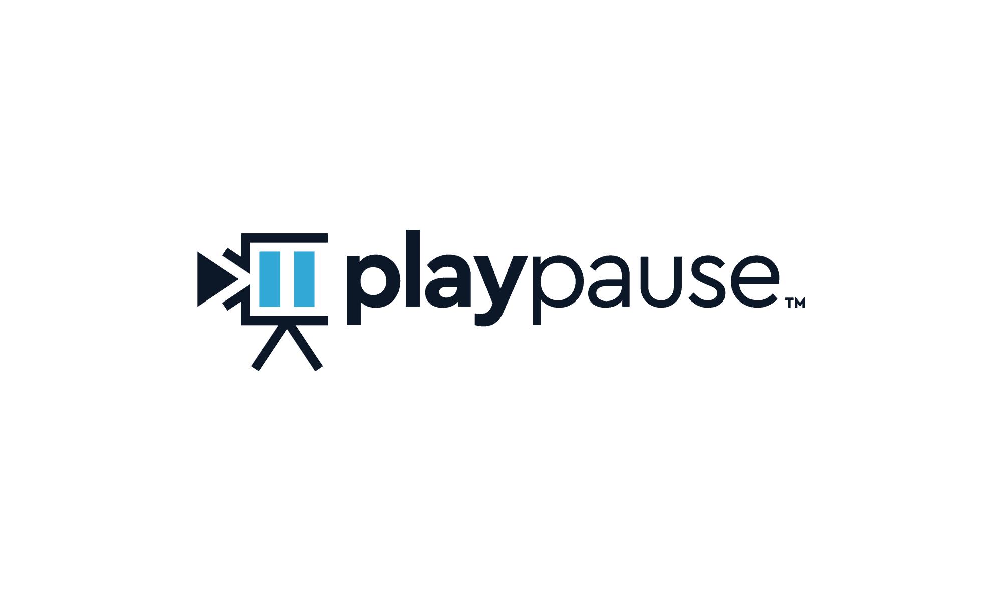 PlayPause Logo Design Services