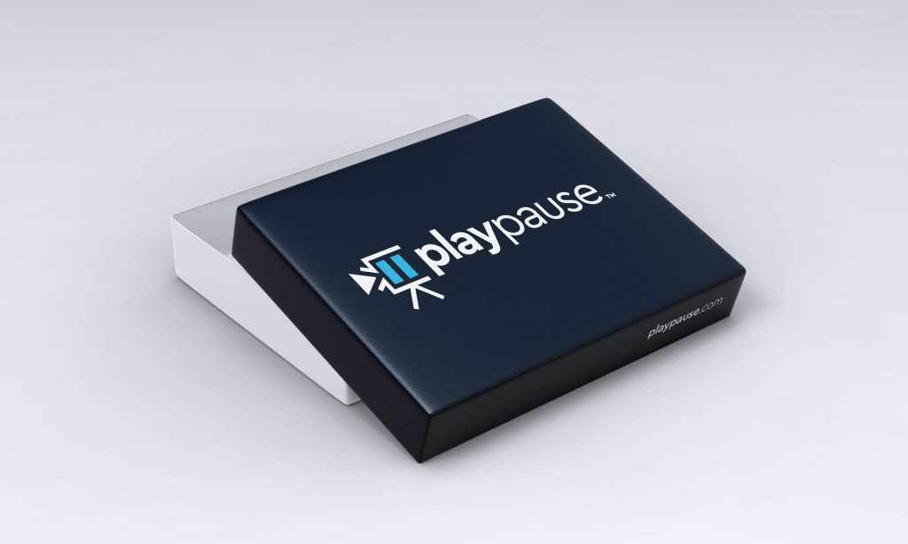 playpause product design