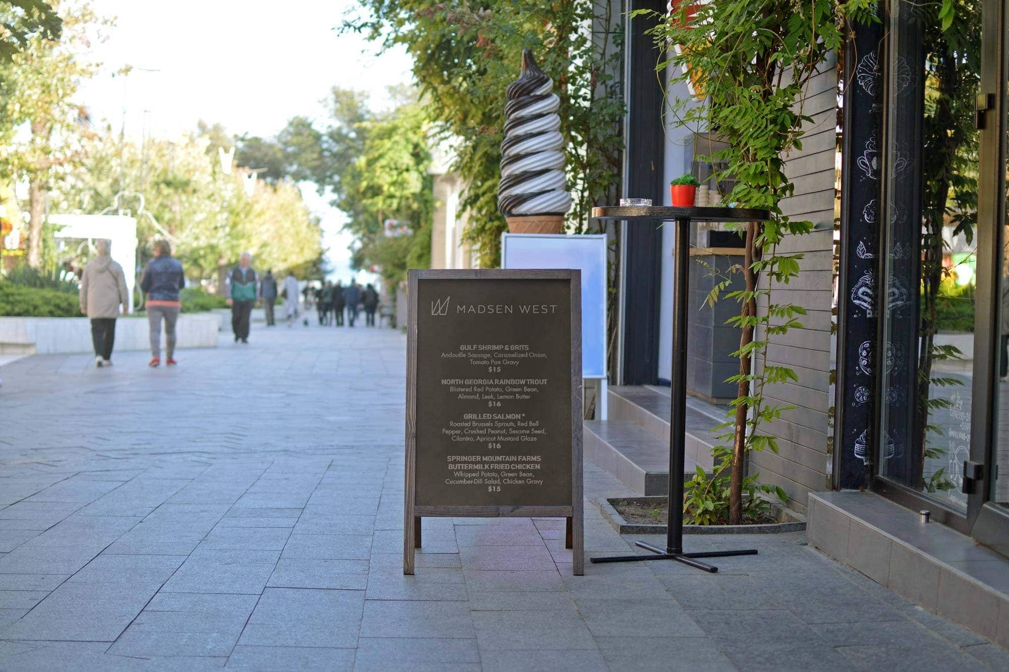 signage design hotel dallas design co