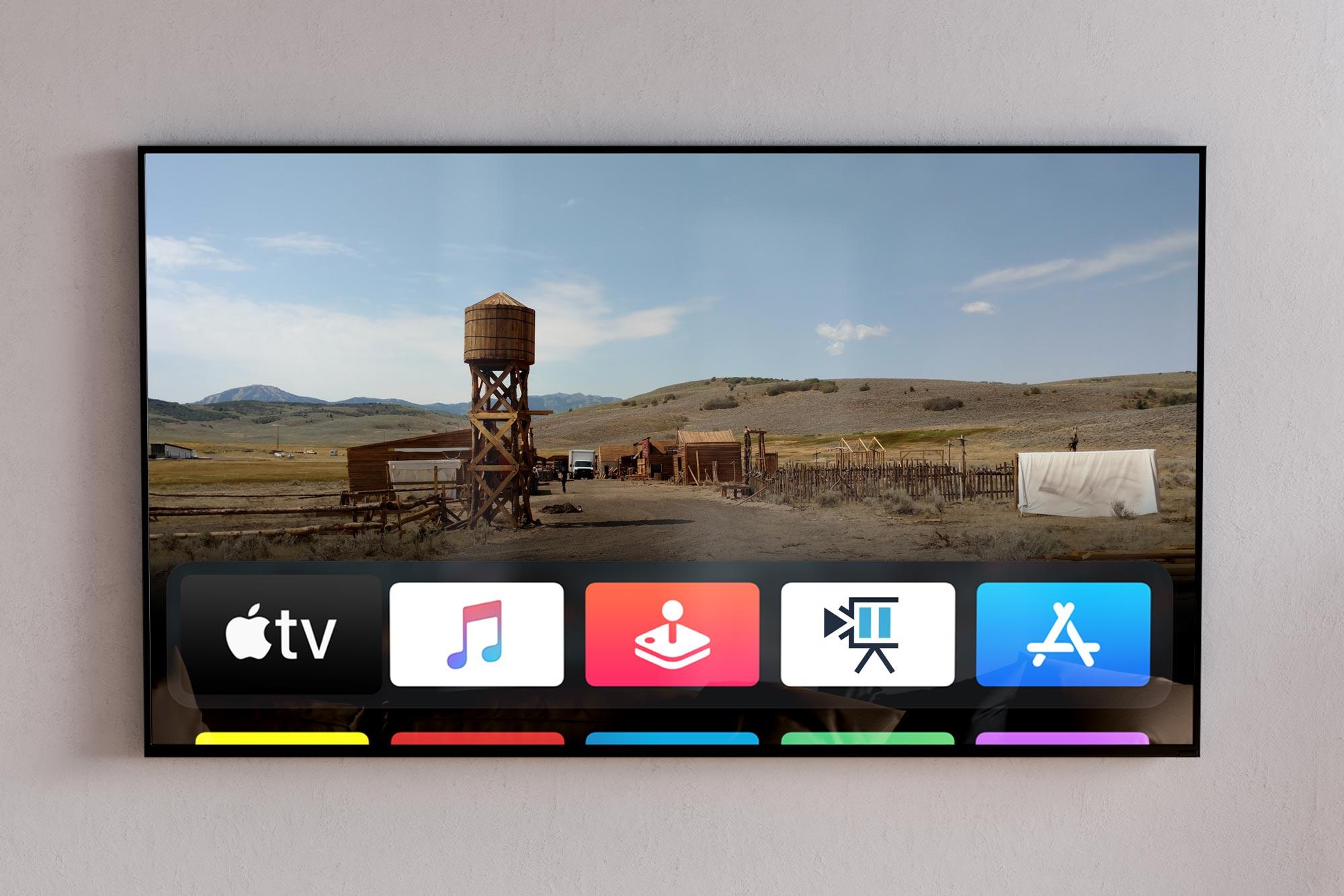 PlayPause iOS TV Mobile App Icon