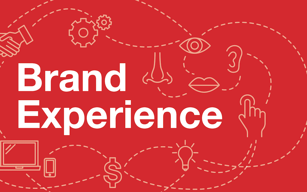 what is brand experience